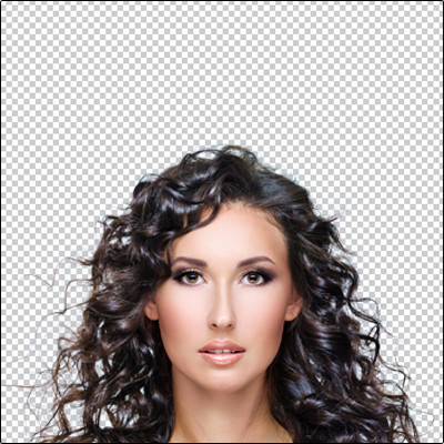 photoshop hair masking