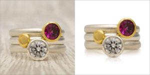 Jewelry Image Retouching Service